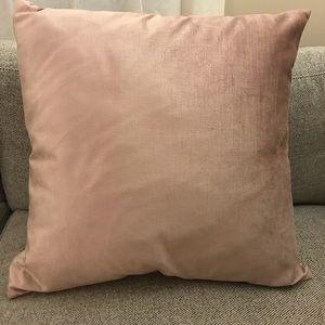 West Elm Luster Velvet Pillows